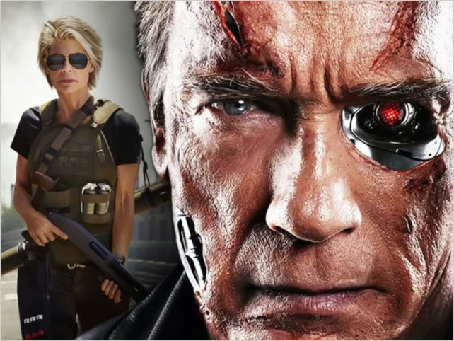 Schwarzenegger presentó el tráiler oficial de