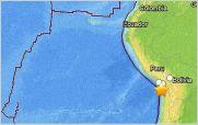 Terremoto de magnitud 8,0 en Chile; hay alerta de tsunami en toda la regi�n