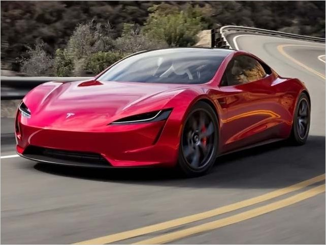 El Tesla Roadster 2020 estará equipado con propulsores SpaceX