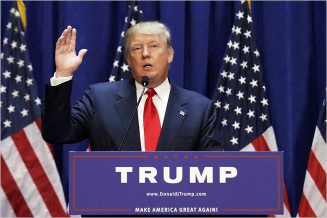 Trump acusa y enfrenta a los gigantes de internet