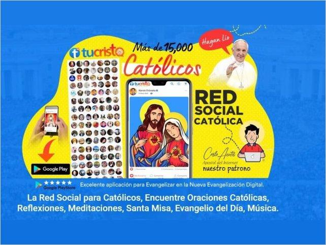 Ante la censura a los cristianos de los gigantes de internet, nace TuCristo.com, una red social católica