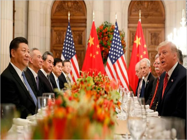 Trump anuncia que China aceptó reducir los aranceles que impone a automóviles estadounidenses