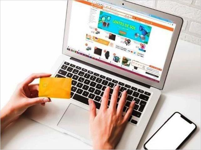 Compras por Internet crecieron un 400% durante la cuarentena