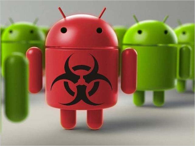 Nuevo virus en Android es casi imposible de eliminar