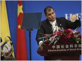 China y Ecuador acuerdan supresi�n mutua de visados de turismo