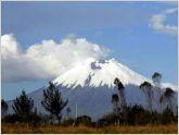 El volc�n Cotopaxi arroj� ayer una columna de ceniza de ocho kil�metros