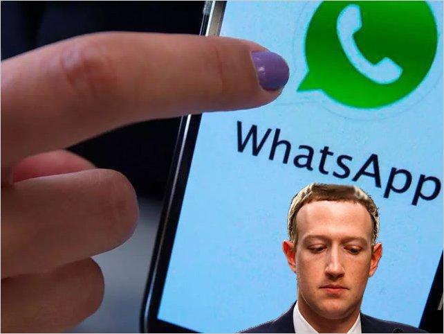 WhatsApp se rinde y da marcha atrás: no pasara nada si no se acepta la nueva política de privacidad
