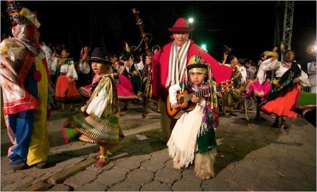 Culminan en Ecuador tradicionales Fiestas del Yamor