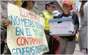 CNE y YASunidos logran acercamiento para seguir verificaci�n de firmas